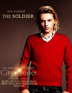 The Mortal Instruments: City of Bones #Movie #Jace