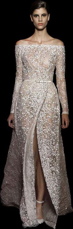 ELIE SAAB - Alta Costura - Otoño Invierno 2014-2015