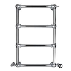 4-Bar Towel Rail | Heated Towel Rails | Drummonds