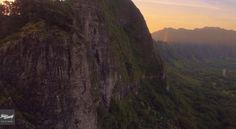 Interesante: Increibles vistas de Hawai a vista de dron