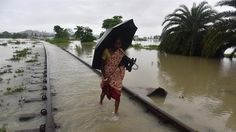 Millions affected as monsoon floods ravage Nepal, India