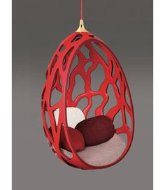 AD Collections, Les Pieces Exposees : Fauteuil Cocoon (Fernando U0026 Humberto  Campana Pour Les