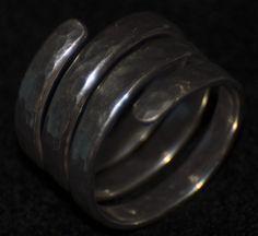 serpiente Rings For Men, Bracelets, Leather, Jewelry, Silver, Jewelery, Bangles, Men Rings, Jewlery