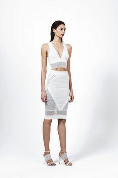 Jonathan Simkhai Pre-Fall 2015 Fashion Show