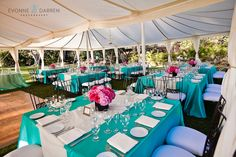 I am loving the pink, teal, and white combo! -Ashlee Kelly Events