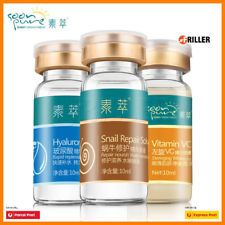 Snail Repair Hyaluronic Acid Vitamin C Skin Care Anti-Ageing Facial Serum 10ml