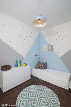 Raum der kleinen Dinge – Ideen – Ash – # kleine Dinge # Friedens # Ideen Room of little things ideas Ash # little things # peace # ideas # kids room # furniture ideas # furniture # boy # girl Baby Bedroom, Baby Boy Rooms, Baby Room Decor, Bedroom Wall, Girls Bedroom, Bedroom Decor, Room Baby, Kids Rooms, Kids Room Paint