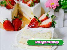 Bánh gato dâu tây tươi ngon, thơm mát - https://congthucmonngon.com/221937/banh-gato-dau-tay-tuoi-ngon-thom-mat.html