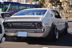DUAL FACTORY 日産 GC110 スカイライン // JCCA ニューイヤーミーティング  DUAL FACTORY Nissan GC110 Skyline // at JCCA New Year Meeting
