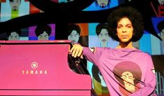 Prince on the Piano & A Microphone tour