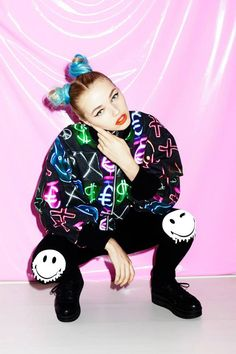 VAPORWAVE Nieuw Jurk Spring / Summer 2014 $€XXX LookBook | The Cool Hour | Style Inspiration | Shop Fashion