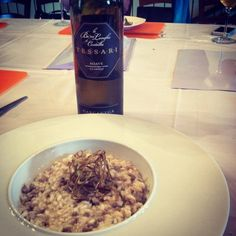 Veneto  Recipe:Risotto with tastasal Drink it with a glass of intense and crisp Le Bine Longhe Soave Classico Italian wine and food Style bit.ly/1rxLkHc