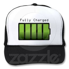 Fully Charged Trucker Hat