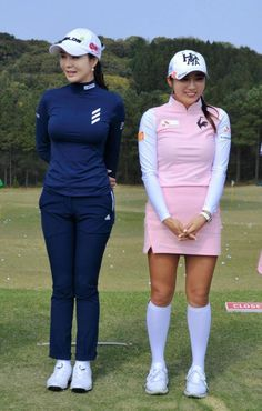 School Girl Outfit, Girl Outfits, Fashion Outfits, Golf Wear, Lpga, Other Outfits, Golf Fashion, Golf Outfit, Ladies Golf