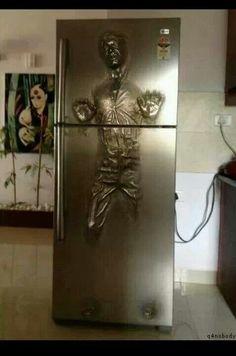 Han Solo refrigerator