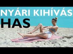 Nyári Kihívás - Így lesz lapos a hasad nyárra - YouTube Pilates, Bikinis, Swimwear, Youtube, Instagram, Bathing Suits, One Piece Swimsuits, Bikini, Swimsuit
