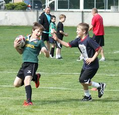 Touch rugby tapping into youth
