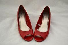 Brand New Red Sox Tab Merona Wedges Shoe Size 8 | eBay $7.89