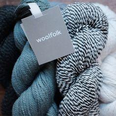 Woolfolk yarn and patterns at Loop, London