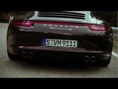 The new 911 Carrera 4