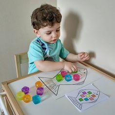 Indoor Activities For Toddlers, Nursery Activities, Preschool Learning Activities, Infant Activities, Activities For Kids, Crafts For Kids, Art Drawings For Kids, Montessori Materials, Baby Play