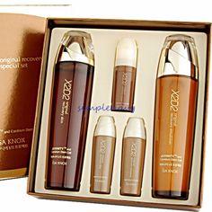 ISA KNOX X2D2 original recovery Speical 2 set Korean cosmetic #ISAKNOX