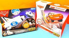 Cars Toon Disney Pixar Cars Autonaut Lightning Mcqueen and Autonaut Mate...