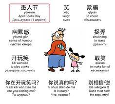 Mandarin Chinese From Scratch: Chinese Vocabular - Китайские слова