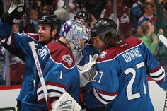 Downy and Varly - Favorite additions to the Avs last season. Hope to see them on the ice this year or at least this season. :?
