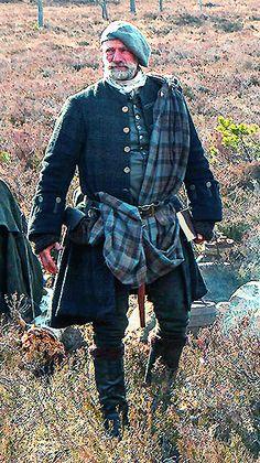 Dougal MacKenzie/Graham MvTavish from Outlander 1x05 The Rent