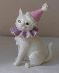 Lenox Wise Cracker CAT Figurine Retired Retail $36 Cats Feline | eBay