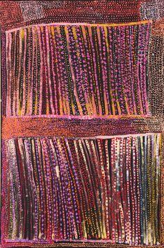 Tommy Mitchell, Wakalpuka, 2012, acrylic on canvas, 101.6 x 152.4 cm.