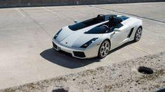 2006 Lamborghini Concept S front