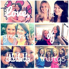 Love, the greatest of all things. Mississippi state. Zeta tau alpha
