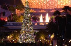 Epcot's Holidays Around The World 2015