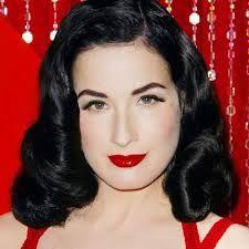 maquiagem anos 50 - Pesquisa Google