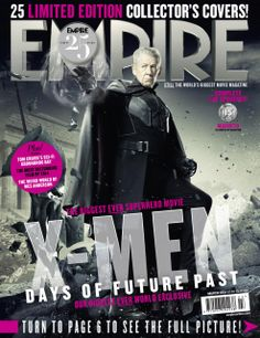 X-MEN: DAYS OF FUTURE PAST - 25 Character Magazine Covers