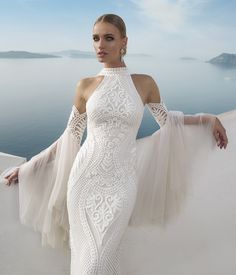 Wedding Dress by Julie Vino - Santorini Collection 2016