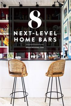 If you are planning to have a bar in your home with a unique design where you can hang-out, party … Diy Home Bar, Home Bar Decor, Bars For Home, Diy Bar, Home Bar Designs, Home Bar Furniture, Living Room Colors, Small Space Living, Do It Yourself Home
