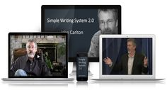 Hi. This is John Carlton. The Simple Writing System is my life's work… in 18 steps.  It's brought wealth to me, my clients, and thousands of freelancers and high-producing business owners who have wisely taken the time to learn my system.  If you're not 100% sure who I am...  Over the last 30 years, I've been slugging it out on the front lines of the business world, creating some of the most successful and legendary ads, websites and sales messages in advertising history. Advertising History, Welcome Back Sign, Life S, Fulton, 30 Years, First World, Success, Writing, Learning