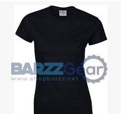 Women T Shirt Short Funny Tees Flying Bats Horror Creepy Vampire Dawn Blood Womens Black T-shirt