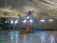 Kings Pointe Water Park Resort~ Storm Lake #Iowa!