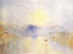 J.M.W.Turner(1725ー1851)