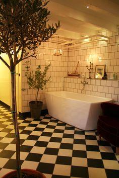 Bildresultat för badrum i källare