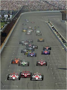 The Indianapolis 500 Loved it but we were in an air conditioned box seats.