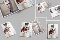 Brochure / Magazine Design ❤ csprintmaster.com (250) 491-4737 #printing #Kelowna