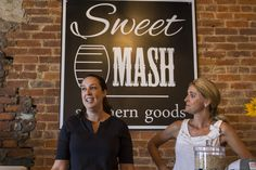 Sweet Mash Opens For Business | Downtown | Lawrenceburg, Kentucky
