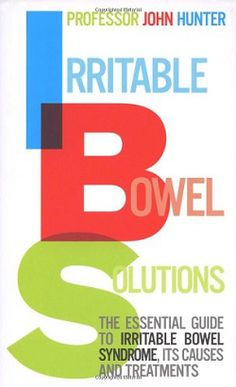 Irritable Bowl Solutions - Books for IBS and low-FODMAP Diet #FODMAP #LowFODMAP #FODMAPDiet #FODMAPBooks #IBS