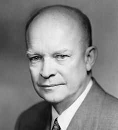 """Well, I don't think anyone needs a great deal of credit for believing in what seems to me to be obvious…This relationship between a spiritual faith…and our form of government is…so obvious that we should really not need to identify a man as unusual because he recognizes it.""- President Eisenhower"
