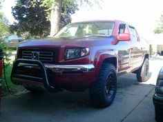 Tires & Wheels MASTER Thread__POST PICS HERE - Page 88 - Honda Ridgeline Owners Club Forums